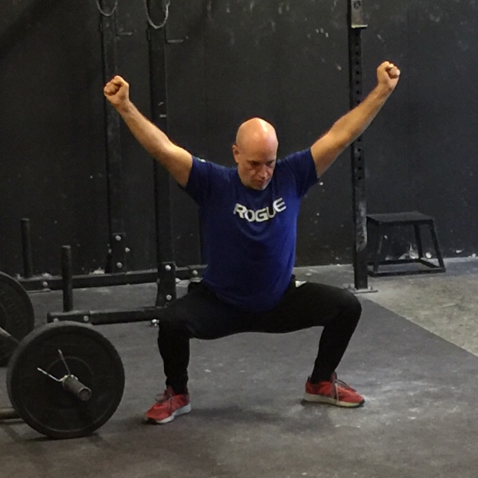 CrossFit Bryggen | Friday: Maupin